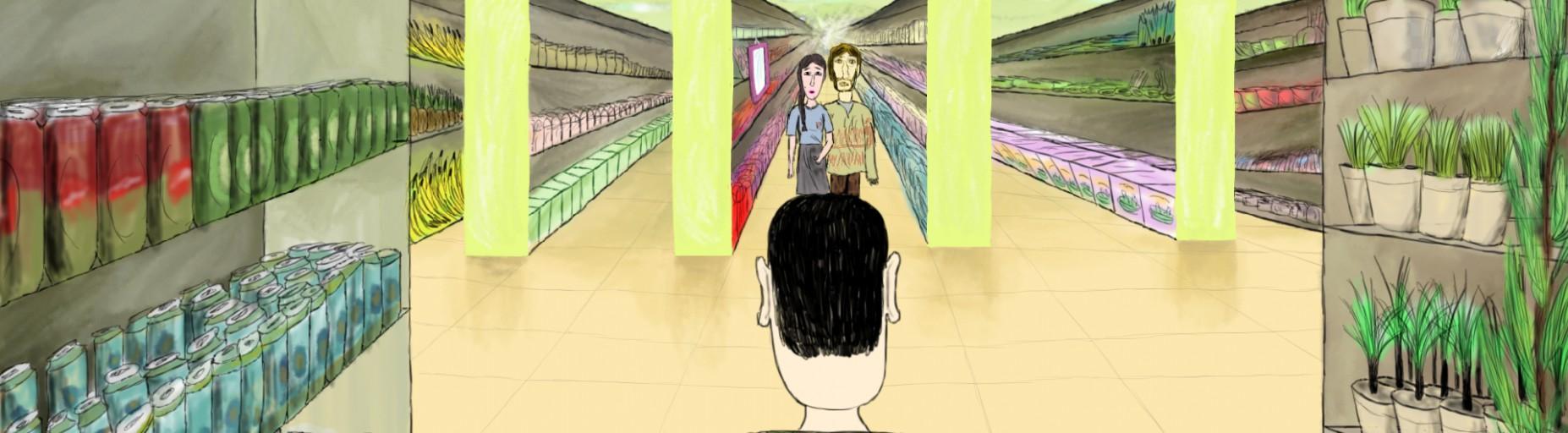 Online a Friss Hús-nagydíjas szakítós animáció