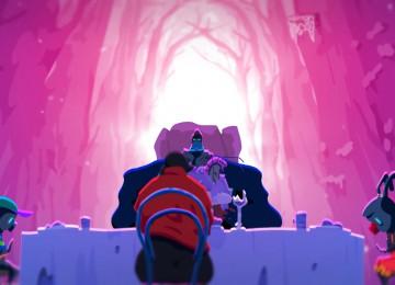 Animációs társadalmi szatíra és ébredező öntudat