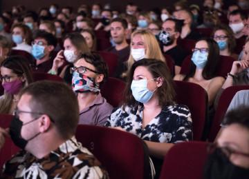 Nagy érdeklődés mellett zajlik a Friss Hús rövidfilmfesztivál